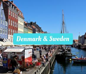 Denmark & Sweden